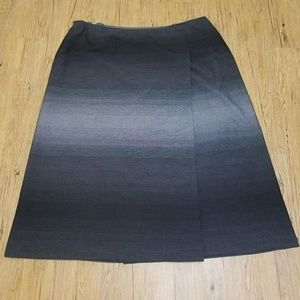 Plus size full length Faux wrap skirt size 24W